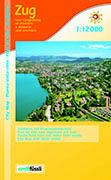Cover-Bild zu Zug und Umgebung. 1:12'000