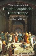 Cover-Bild zu Weischedel, Wilhelm: Die philosophische Hintertreppe