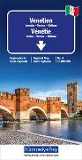 Cover-Bild zu Venetien Regionalkarte Italien Nr. 4. 1:200'000