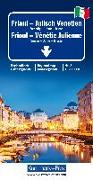 Cover-Bild zu Friaul - Julisch Venetien. 1:200'000