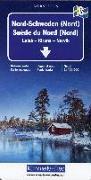 Cover-Bild zu Nord-Schweden (Nord) Blatt 6. 1:400'000