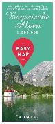 Cover-Bild zu EASY MAP Bayerische Alpen. 1:300'000