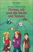 Cover-Bild zu Donna, ich und die Sache mit Tommi