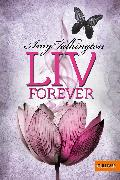 Cover-Bild zu Talkington, Amy: Liv, Forever