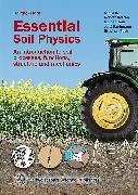 Cover-Bild zu Horn, Rainer: Essential Soil Physics (eBook)