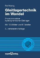 Cover-Bild zu Gleitlagertechnik im Wandel