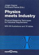 Cover-Bild zu Physics meets Industry