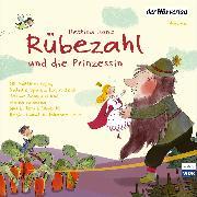 Cover-Bild zu Rübezahl und die Prinzessin (Audio Download) von Janis, Bettina