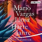 Cover-Bild zu Harte Jahre (Audio Download) von Llosa, Mario Vargas
