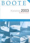 Cover-Bild zu Boote Katalog 2003