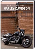 Cover-Bild zu Harley-Davidson Legenden