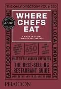 Cover-Bild zu Warwick, Joe (Beitr.): Where Chefs Eat