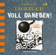 Cover-Bild zu Gregs Tagebuch 14 - Voll daneben! von Kinney, Jeff
