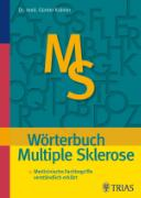 Cover-Bild zu Wörterbuch Multiple Sklerose