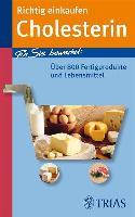 Cover-Bild zu Richtig einkaufen Cholesterin