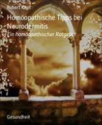 Cover-Bild zu Homöopathische Tipps bei Neurodermitis