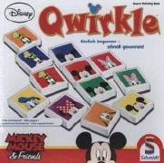Cover-Bild zu Disney Qwirkle