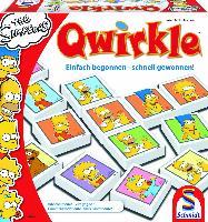 Cover-Bild zu Qwirkle, Simpsons