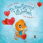 Cover-Bild zu Amft, Diana: Die kleine Spinne Widerlich hat dich lieb (Pappbilderbuch)