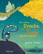Cover-Bild zu Merino, Gemma: Der kleine Drache, der kein Feuer spucken konnte