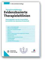 Cover-Bild zu Evidenzbasierte Therapieleitlinien