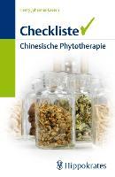 Cover-Bild zu Checkliste Chinesische Phytotherapie
