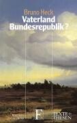 Cover-Bild zu Vaterland Bundesrepublik