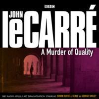 Cover-Bild zu A Murder of Quality