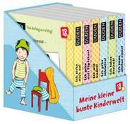 Cover-Bild zu Duden 18+: Meine kleine bunte Kinderwelt (Würfel) von Bußhoff, Katharina