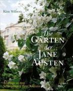 Cover-Bild zu Die Gärten der Jane Austen