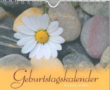 Cover-Bild zu Geburtstagskalender - Ich denk an dich