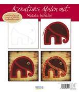 Cover-Bild zu Kreatives Malen mit Natalia Schäfer 2014