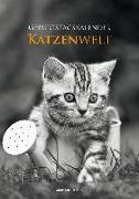 Cover-Bild zu Geburtstagskalender Katzenwelt
