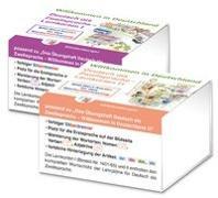 Cover-Bild zu Willkommen in Deutschland - Lernkarten Deutsch als Zweitsprache I und II von Kresse, Tina