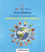 Cover-Bild zu ABC der Tiere - Schreibbox, Lateinische Ausgangsschrift von Kresse, Tina