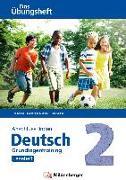 Cover-Bild zu Anschluss finden / Deutsch 2 - Das Übungsheft - Grundlagentraining: Leseheft von Kresse, Tina
