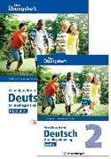 Cover-Bild zu Anschluss finden / Deutsch 2 - Das Übungsheft - Grundlagentraining: Leseheft und Arbeitsheft von Kresse, Tina