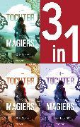 Cover-Bild zu Die Tochter des Magiers Band 1-3: Die Diebin / Die Gefährtin / Die Erwählte (3in1-Bundle) (eBook) von Fink, Torsten