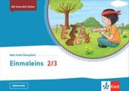 Cover-Bild zu Mein Anoki-Übungsheft. Einmaleins. Übungsheft Klasse 2/3