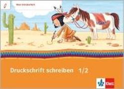 Cover-Bild zu Mein Anoki-Übungsheft. Druckschrift üben. Arbeitsheft Anfangsunterricht 1. Schuljahr