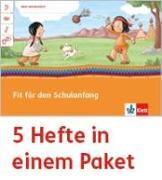 Cover-Bild zu Mein Anoki-Übungsheft. Fit für den Schulanfang. Vorkurs Deutsch Klasse 1 (5-er Paket)