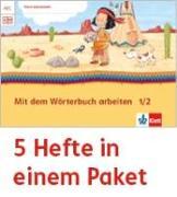 Cover-Bild zu Mein Anoki-Übungsheft. Mit dem Wörterbuch arbeiten. Arbeitsheft Klasse 1/2 (5-er Paket)