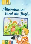 Cover-Bild zu Mittendrin im Land der Trolle Lesestufe 2 von Weber, Annette