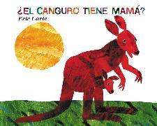 Cover-Bild zu Carle, Eric: ¿El canguro tiene mamá?