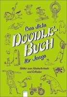Cover-Bild zu Das dicke Doodle-Buch für Jungs