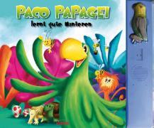 Cover-Bild zu Paco, der Papagei