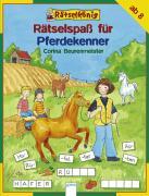 Cover-Bild zu Rätselspass für Pferdekenner