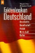 Cover-Bild zu Gros, Jürgen: Faktenlexikon Deutschland