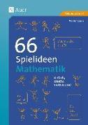 Cover-Bild zu 66 Spielideen Mathematik von Czech, Walter