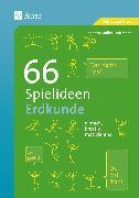 Cover-Bild zu 66 Spielideen Erdkunde von Müller-Hoffmann, Sandra